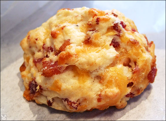 Cheddar-Bacon Biscuits Recipes — Dishmaps