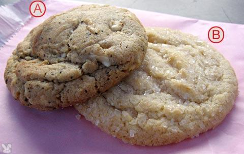 chai spiced chai latte chai shortbread cookie from chai latte cookies ...