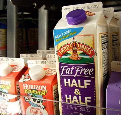 fat free half and half. fat free fat free half and half